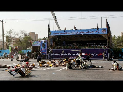 طهران تستدعي ثلاثة دبلوماسيين أوروبيين بعد هجوم الأهواز.. لماذا؟  - نشر قبل 31 دقيقة