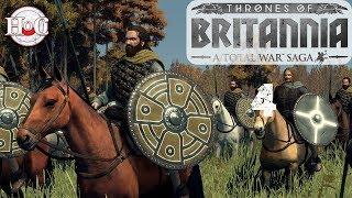 Total War Saga: Thrones of Britannia - Online Battle 1