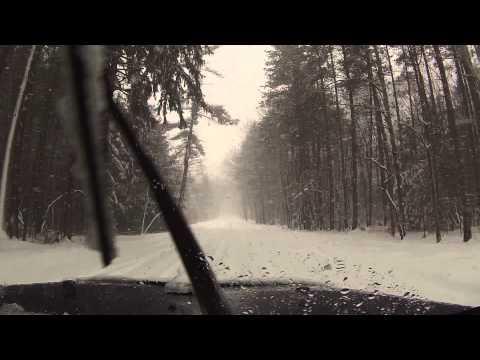 Northeast Snowstorm 2-13-2014 ~ Coalstal Snowstorm 2014