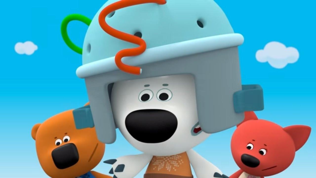 Ми-ми-мишки -  Фантазёры - Серия 97 - Прикольные мультфильмы для детей и взрослых