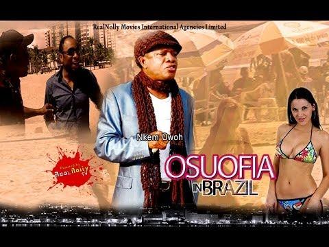 Osuofia In Brazil 1- Nigerian Nollywood Movie