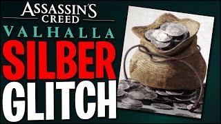 UNENDLICH SILBER GLITCH - Sofort reich in Assassin's Creed Valhalla Glitch deutsch