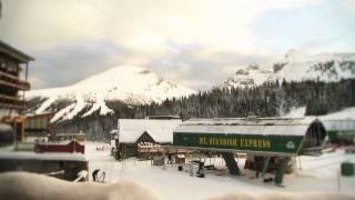 Sunshine Village & Banff, Alberta, Canada - The SnowShow