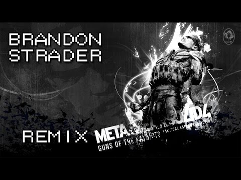 Metal Gear Solid 4 / MGO ReMix - Victory Song, MGS2 Theme (Like A Damn Fiddle by Brandon Strader)