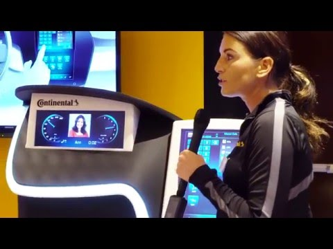 The Holistic HMI Experience - Continental - CES 2016
