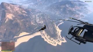 GTA 5 - Война в небе