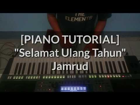 [PIANO TUTORIAL] Selamat Ulang Tahun - Jamrud