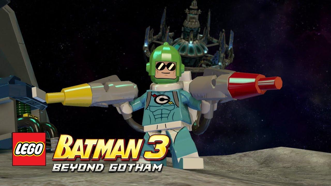 moon base lego batman 3 - photo #27