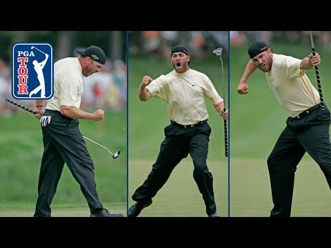 John E. Morgan's epic performance, incredible reactions at 2004 John Deere