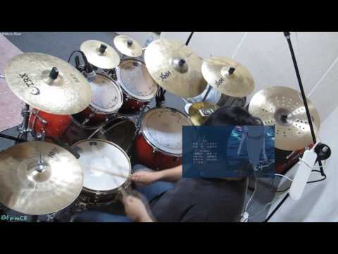 【有頂天家族】2nd ED / Fhana - ムーンリバー (Moon River) Drum Cover !