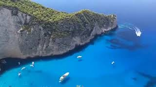Navagio Shipwreck Beach, Greece