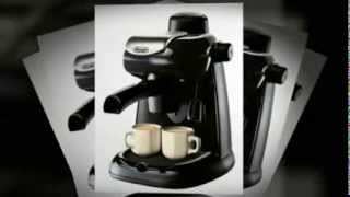 DeLonghi EC5 Steam Driven 4 Cup Espresso and Cappuccino Maker review