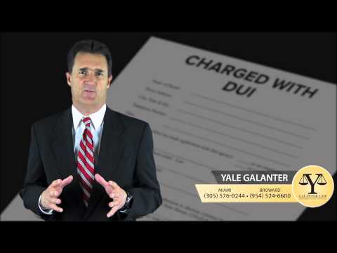 Miami DUI Attorney Video - Drunk Driving in Miami