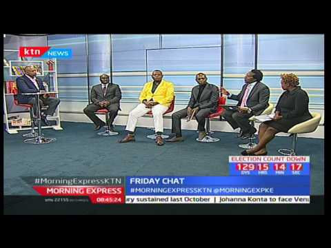 FRIDAY CHAT: What next after Music Copyright Society of Kenya scam