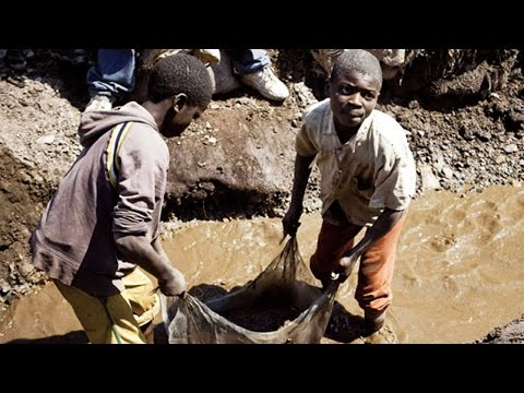 Big Tech Accused Of Using Minerals Mined By Child Labor