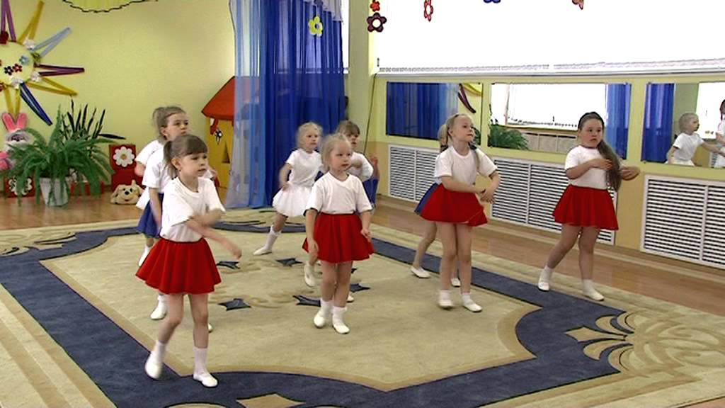 Танец под песню таката