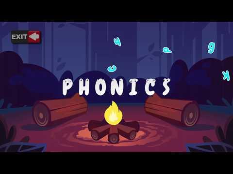 Wonster ABC Phonics Spelling
