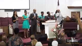 "Praise & Worship, ""You Have Won The Victory"" Dallas City Temple, October 11, 2014"