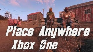 Fallout 4 ~ Mods | Place Anywhere nun auch für Xbox One ! | [Xbox One] (german/HD)