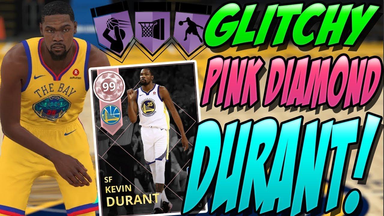 f62b3801c810 NBA 2K18 MYTEAM PINK DIAMOND KEVIN DURANT GAMEPLAY! I M SHOCKED ...