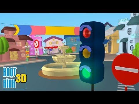 Hoạt Hình 3D Vương Quốc Vui Vẻ tập 23 | Phim Hoạt Hình Hay