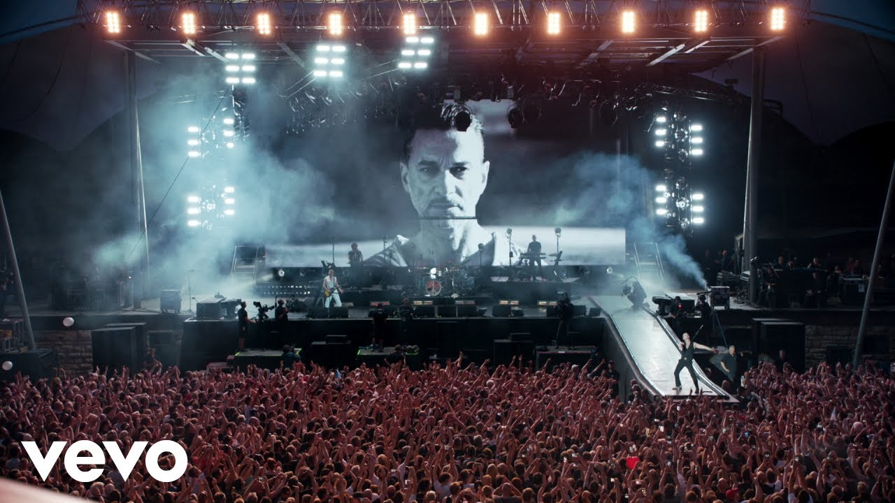 Depeche Mode Should Be Higher Live Youtube
