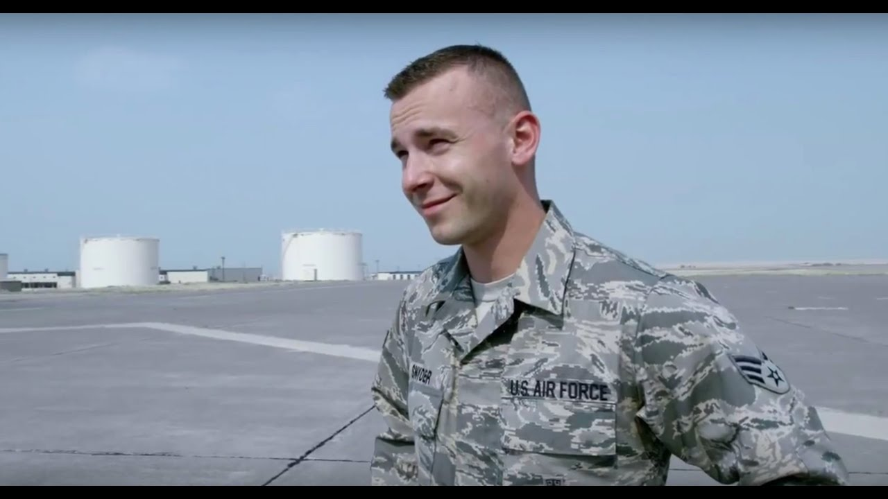 U S  Air Force: SrA Elijah Snyder, Missile Systems Maintenance