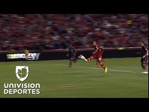 Lo mejor de Álvaro Saborío, el delantero tico que se convirtió referente en la MLS