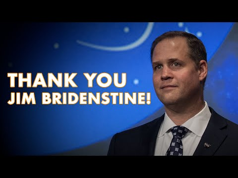 NASA Administrator Jim Bridenstine: A Look Back