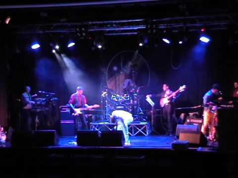 Roxy Musique Tribute Band live at the Picturedrome November 2014