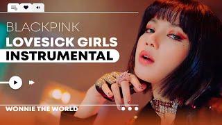 Download BLACKPINK - Lovesick Girls | Official Instrumental