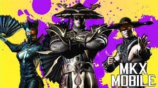 КАРАЮЩАЯ ПРЕИСПОДНЯЯ • Mortal Kombat X Mobile
