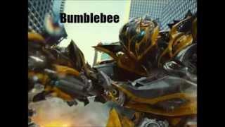 Transformers 4 Personajes Confirmados.