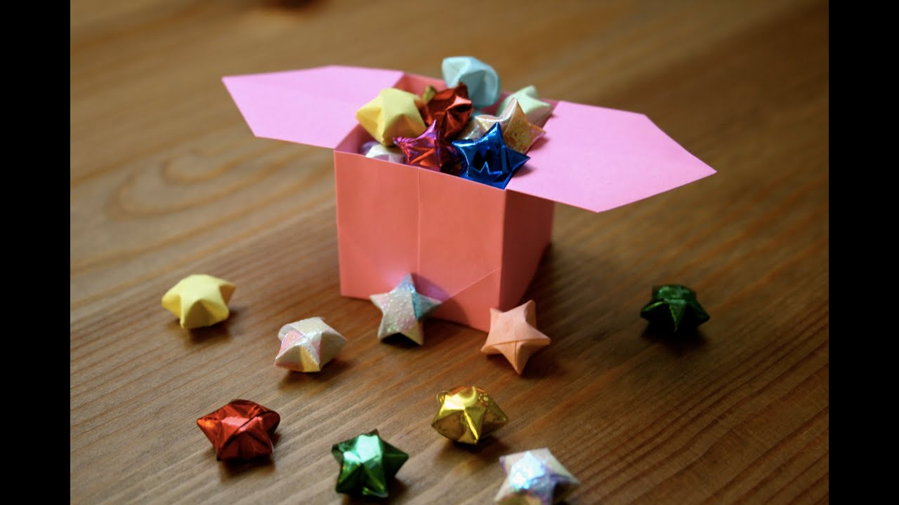 Origami tutorial - Chinese lucky star - YouTube - photo#18