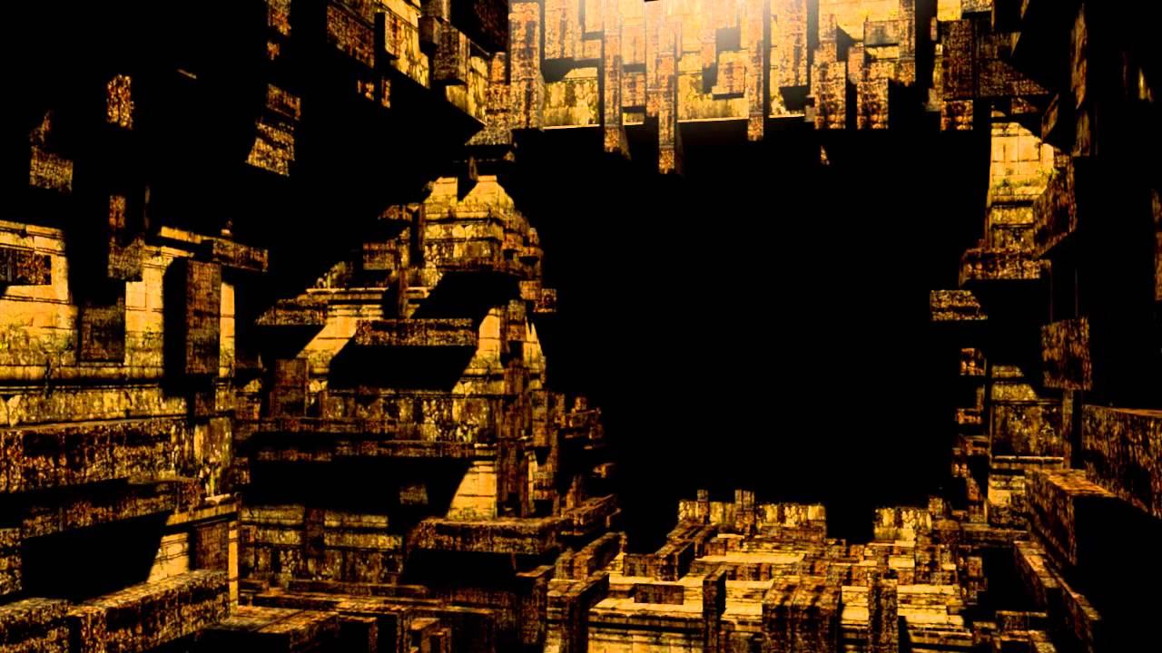 interieur pyramide