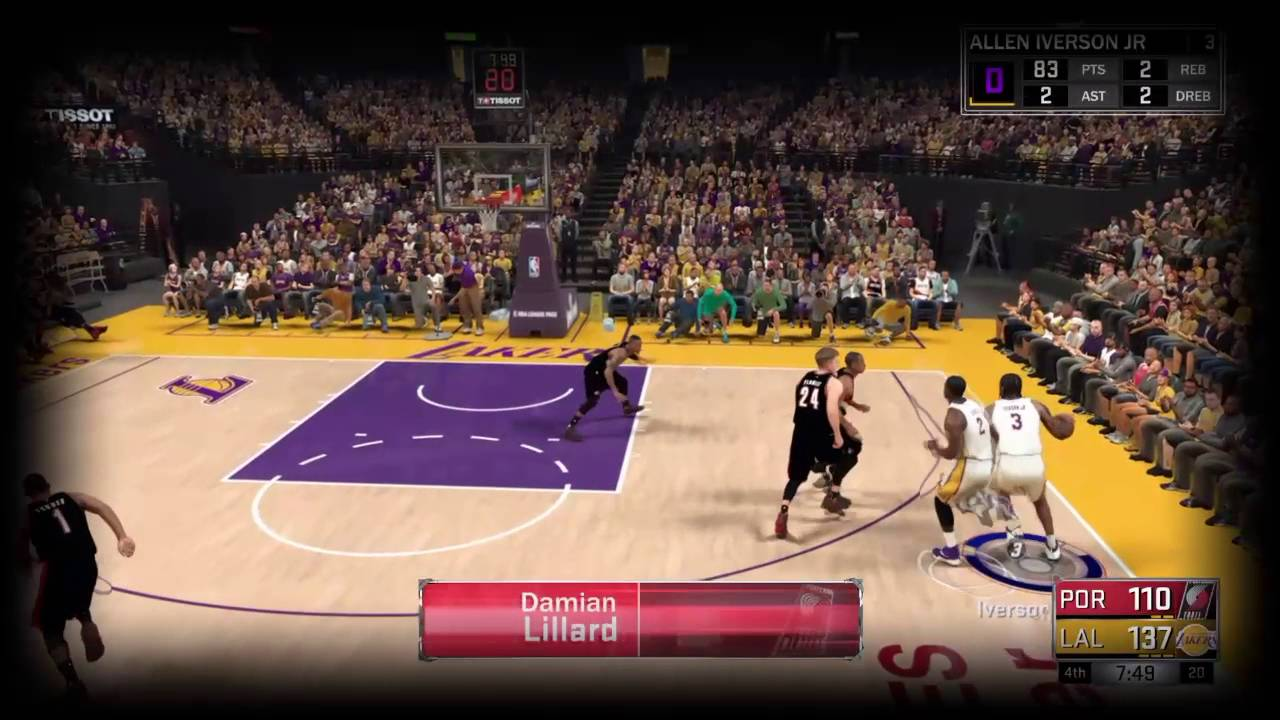 how to get difficult shot badge 2k18