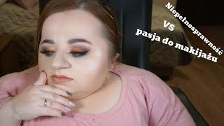 Vlog - niepełnosprawność vs pasja do makijażu