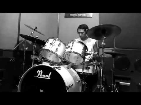 Jamrud - Waktuku Mandi Drum Cover