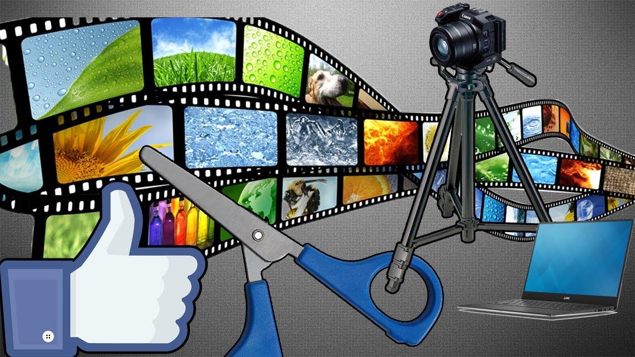 Как снимать видео картинки, днем рождения своими
