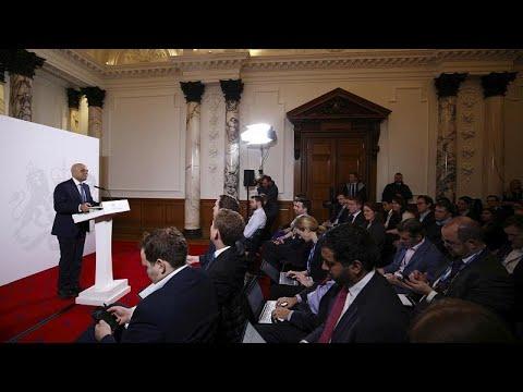 Governo britânico anuncia novo governador do Banco de Inglaterra