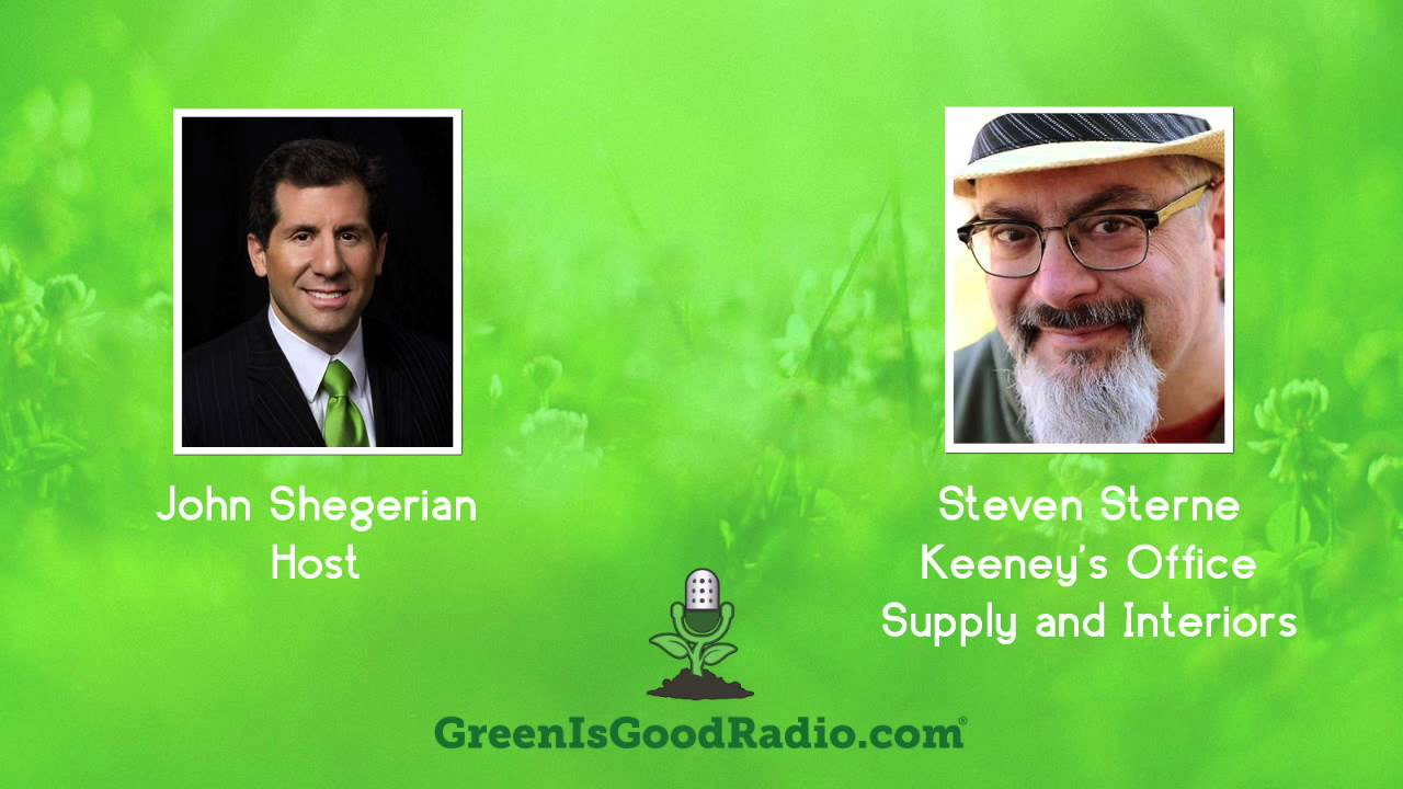 Greenisgood Steven Sterne Keeney S Office Supply And Interiors