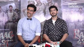 Kunal Kapoor & Mohit Marwah Interview For Film Raag Desh