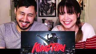 KUNG FURY | Hilarious 80s Action Flick Spoof | Reaction w/ Achara!