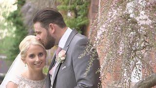 Lauren & Chris: Moat House Acton Trussell, Staffordshire wedding video