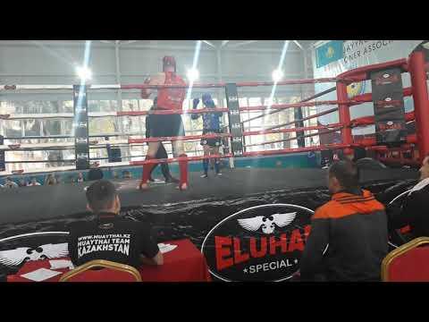 Тайский Бокс. Полуфинал.