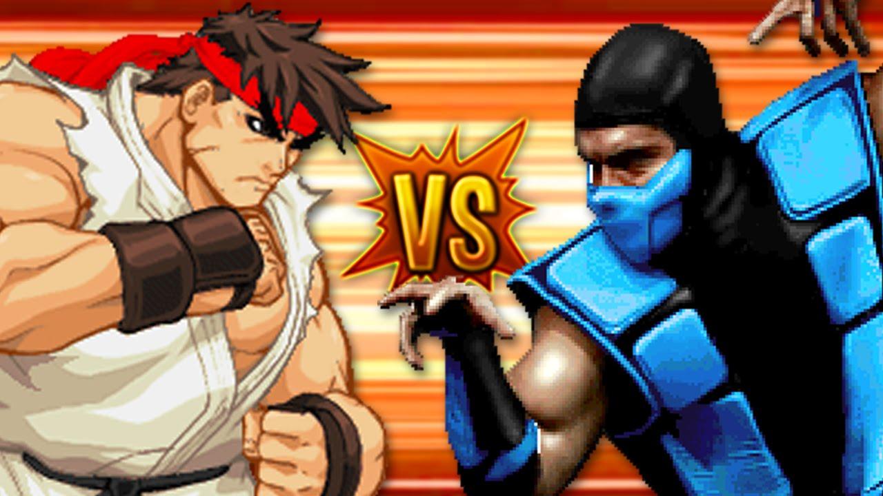 qual foi o primeiro jogo de luta youtube