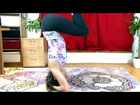 Yoga Headstand For Beginners