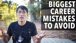 Biggest Career Mistakes to Avoid (for software engineers) (as a self-made millionaire)
