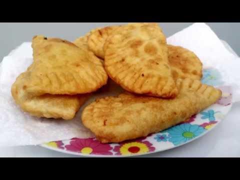 как приготовить Чебуреки Дома Правильный и простой видео рецепт