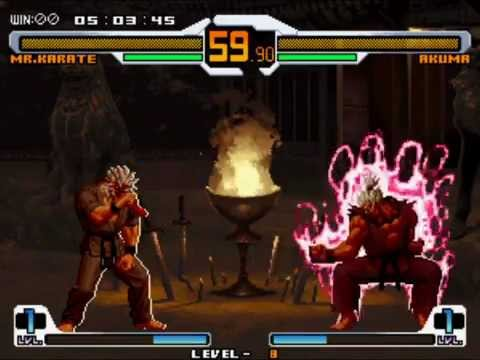 SvC Chaos : 【TAS】 Playthrough (Honki Ni Natta Mr Karate)
